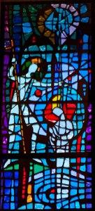 john-baptizes-jesus, First Wayne Methodist, Ft Wayne IN