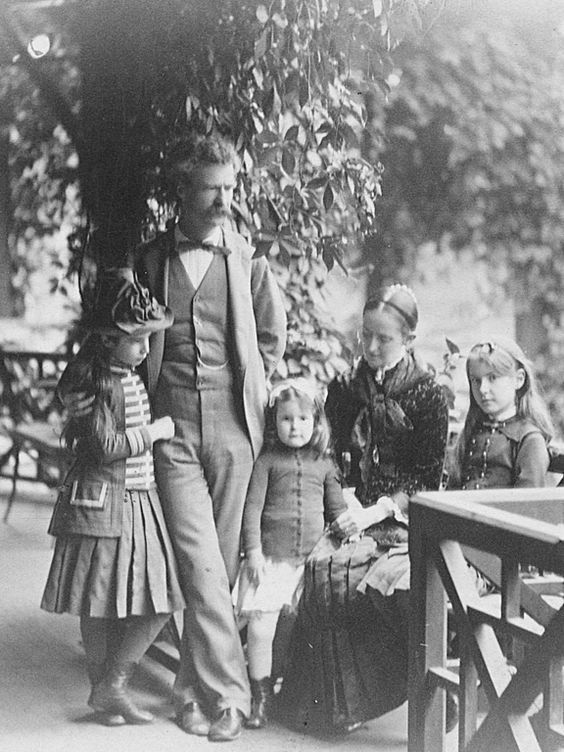 Clemmens (Twain) Family