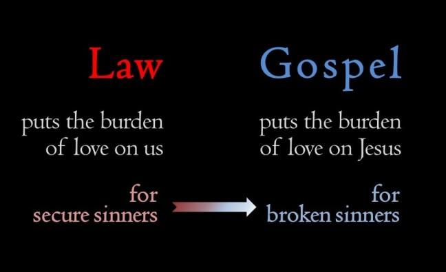 Law & Gospel 1