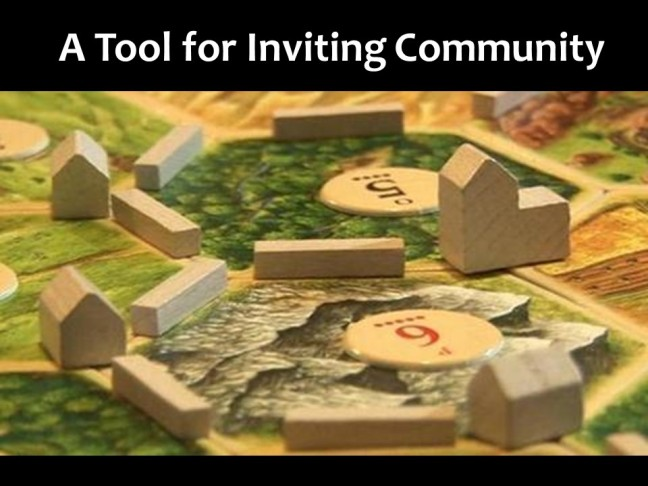 Tool for Inviting Community