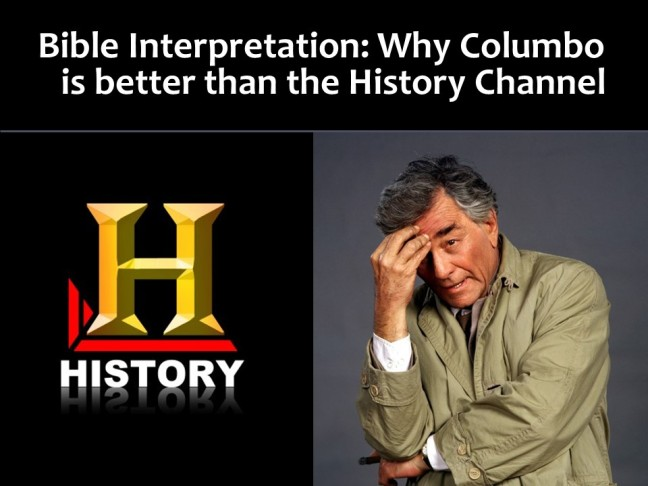 Why Columbo is Better
