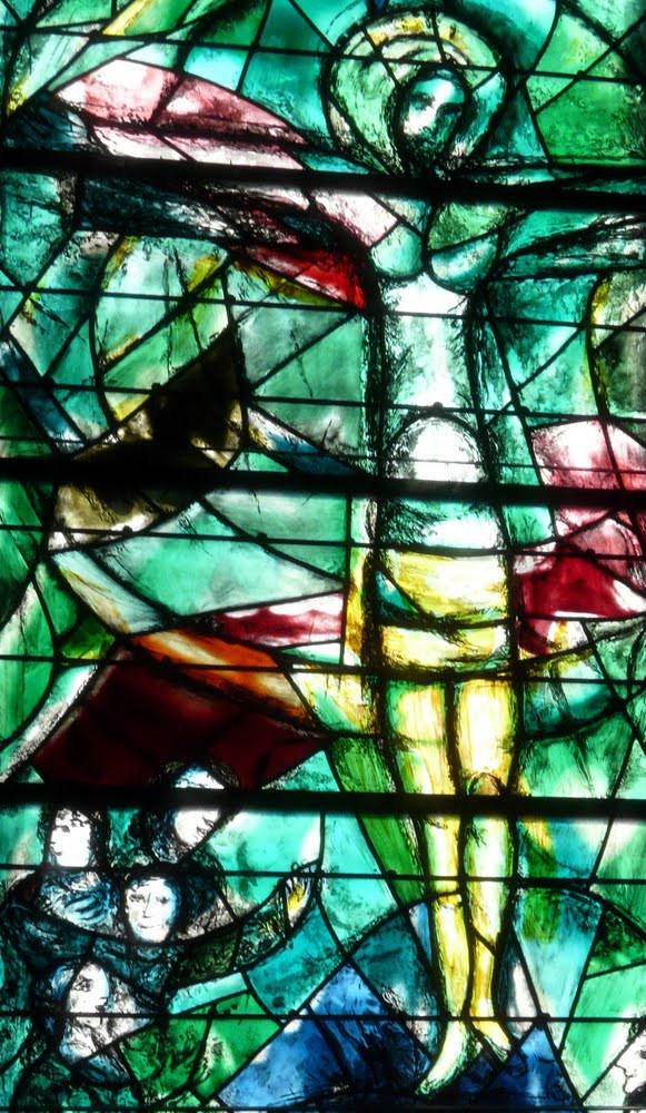 Chagall, Fraumünster of Zürich