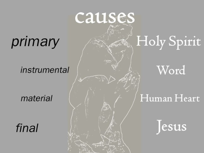 Holy Spirit - Causes