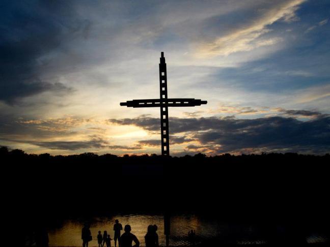 Camp Lonestar Cross