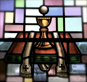 Communion, St Mary's Balerica