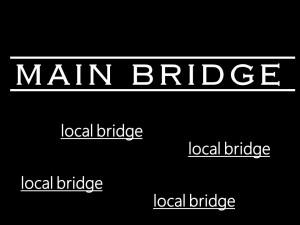 Main Bride - Local Bridge