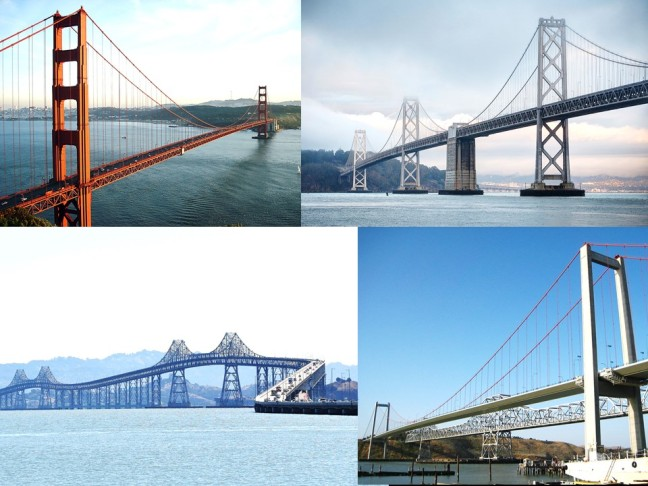 SF Bridges